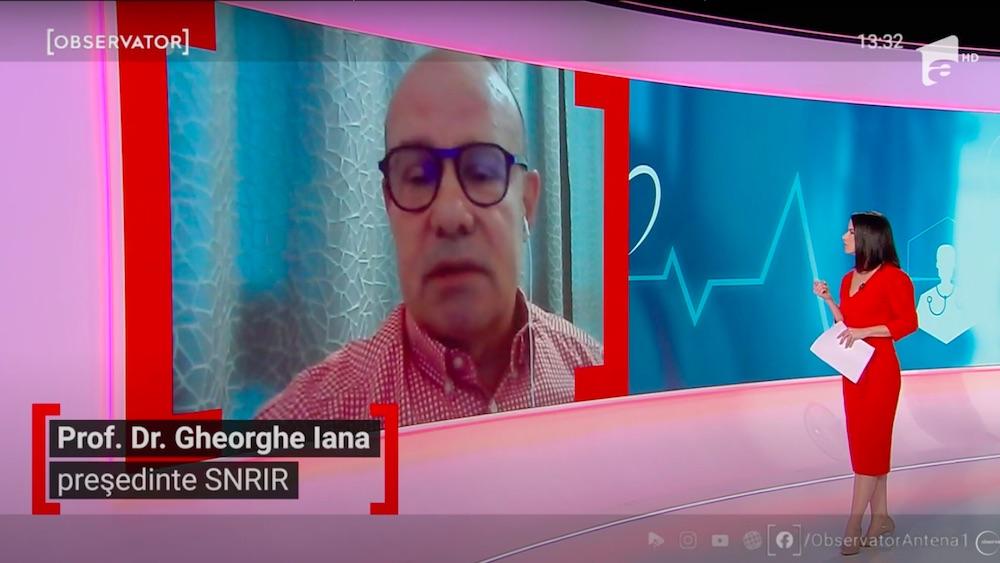 Interviu Antena 1